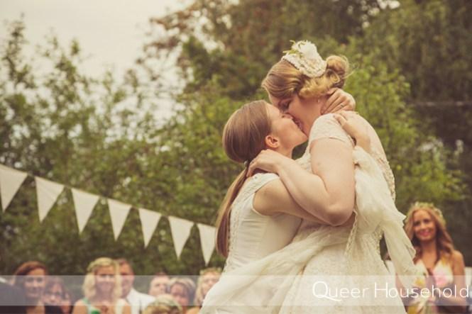We got married! - Queer Household