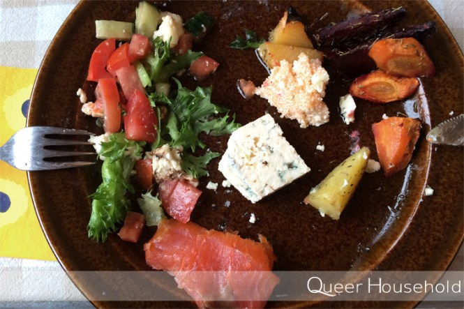 Easter food - Queer Household