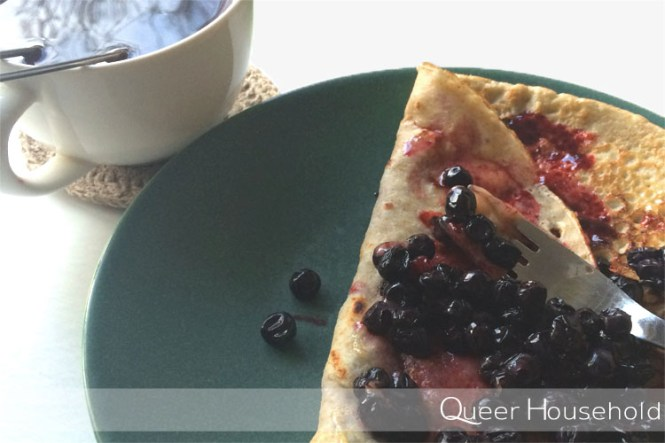 Election crepes - Queer Household