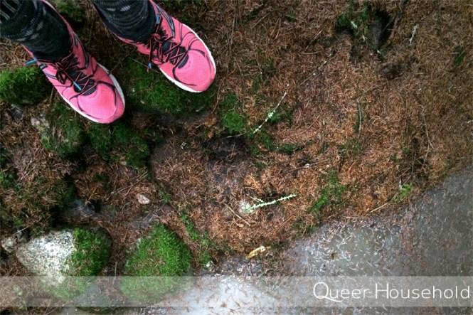Walking in nature - Queer Household
