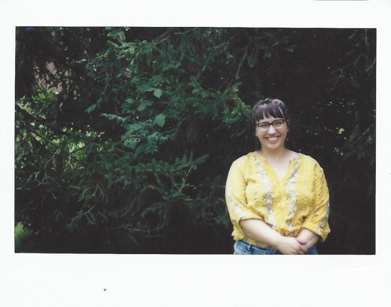 Beth Rich, Queer Kentucky Writer