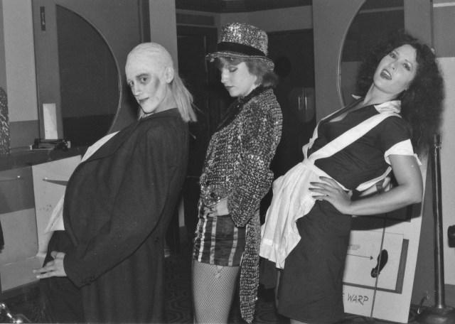 1981 Steve Prince, Kelly Clarke, Doris Carey