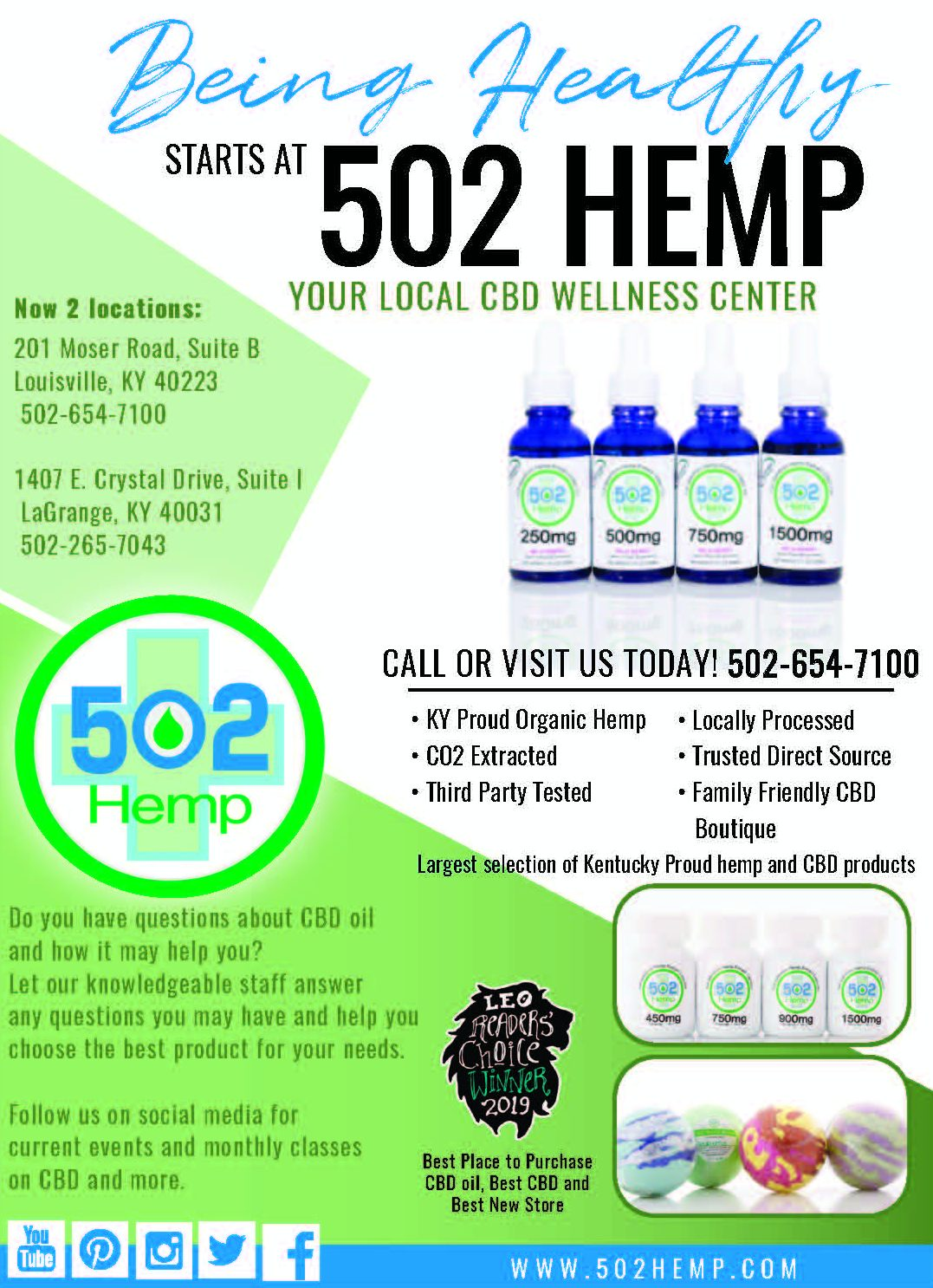 502 Hemp Wellness Centre
