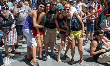 Prideshots: 2013 Seattle Pride Parade