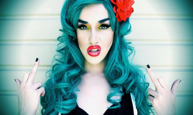 The Once and Future Queen: Adore Delano