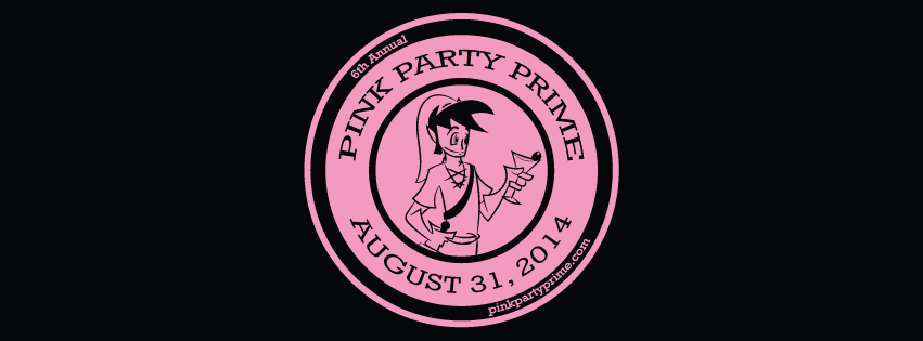 8/31/14: Pink Party Prime 6