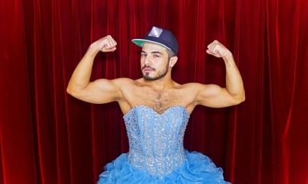 AB Soto: More Than a Man In a Quinceañera Dress