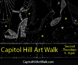 Capitol Hill Arts Walk