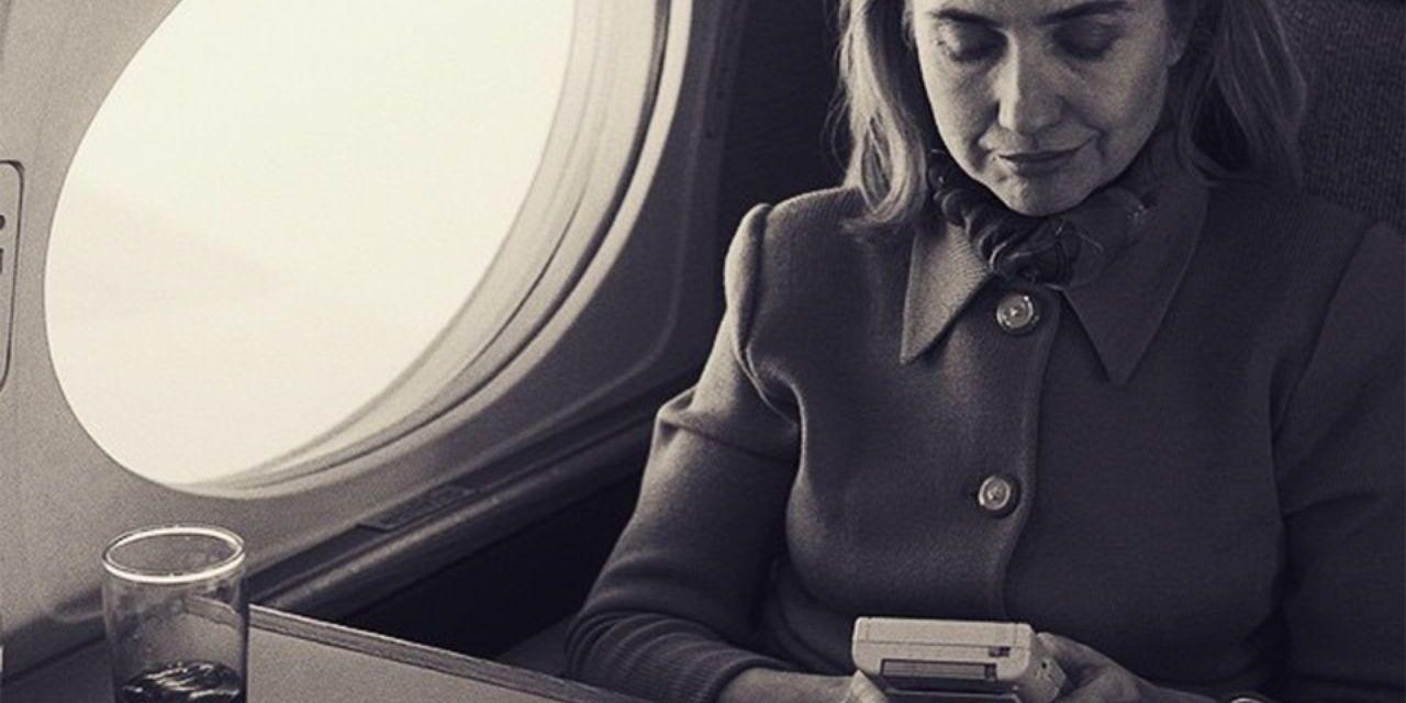 Shut Up I'm Talking: Cruising, Phantoms, Our First Lesbian President