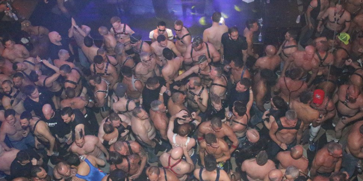 Totally Unofficial International Mr. Leather Party List