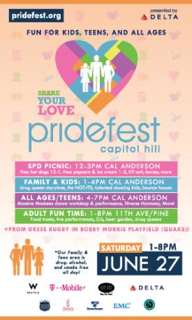PrideFest Capitol Hill