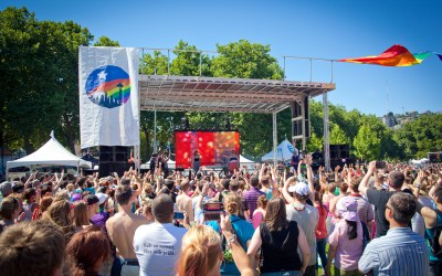 PrideFest Capitol Hill and Seattle Center Schedules Announced