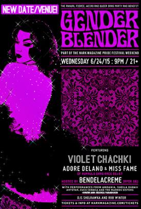 Gender Blender 2015