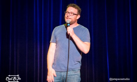 Prideshots: Out & In With James Adomian