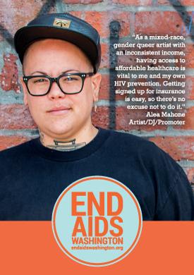 End AIDS Washington
