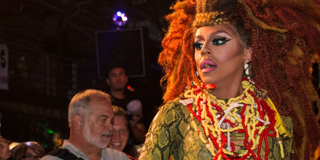 Nighshots: Yara Sofia and Chad Michaels at Leo Party 12