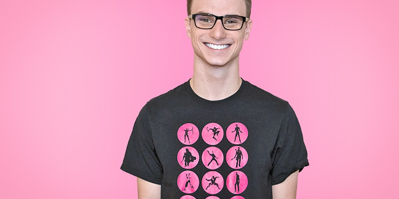 Limited Edition Official Pink Party Prime 7 T-shirt