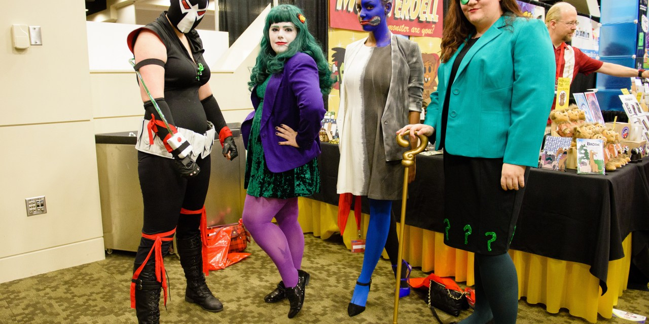 GeekGirlCon: Supporting Women in Geeky Pursuits