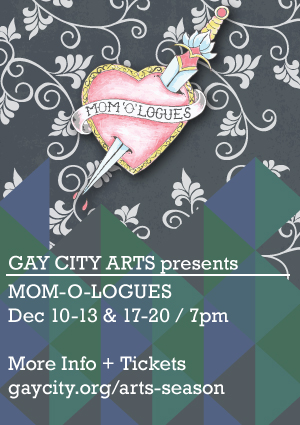 Gay City Arts presents