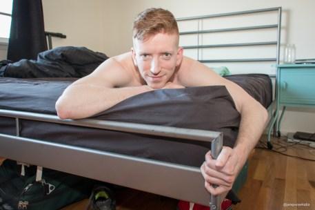 Bedroom Series: Joel. Photos by Robert Roth/Jetspace.