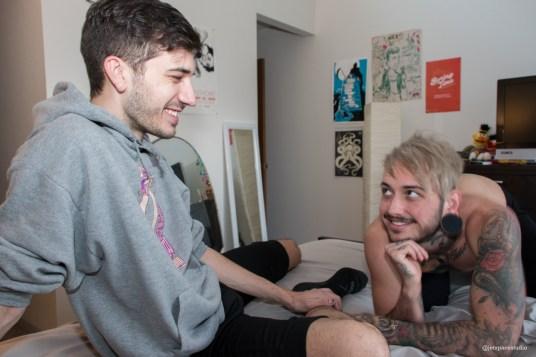 Bedroom Series: Nick & Viktor