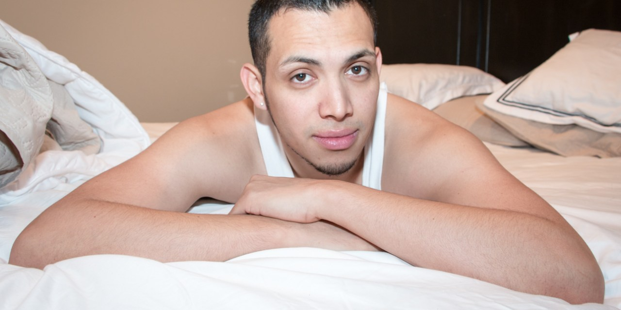 Bedroom Series: Cristian