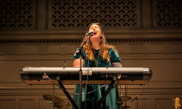Mary Lambert Returns To The Seattle Stage