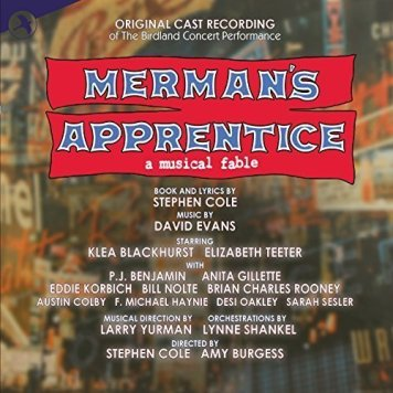 Merman's Apprentice CD