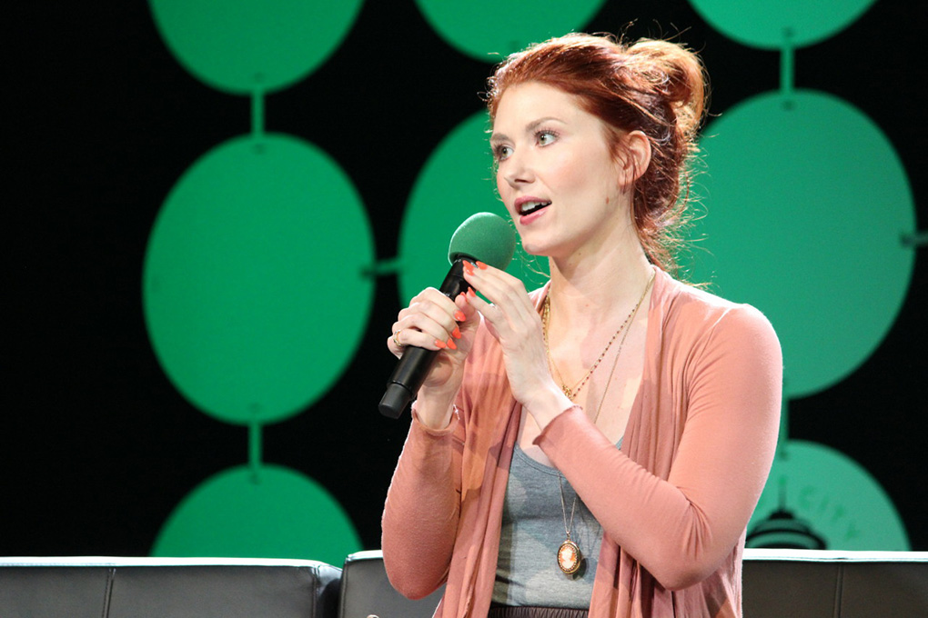 2015 ECCC Jewel Staite Panel