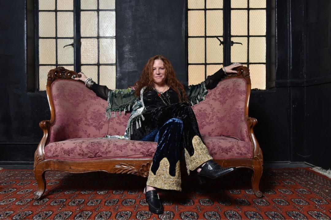 Kaycee Clanton in A Night with Janis Joplin