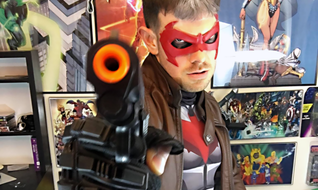 Gay Comic Geek: Falling In Love With Comics And Cosplay