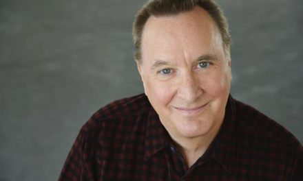 Road Warriors: Broadway's James Judy on the Road