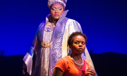 Critical Condition: Heart's in the Right Place With Village Theatre's My Heart is the Drum
