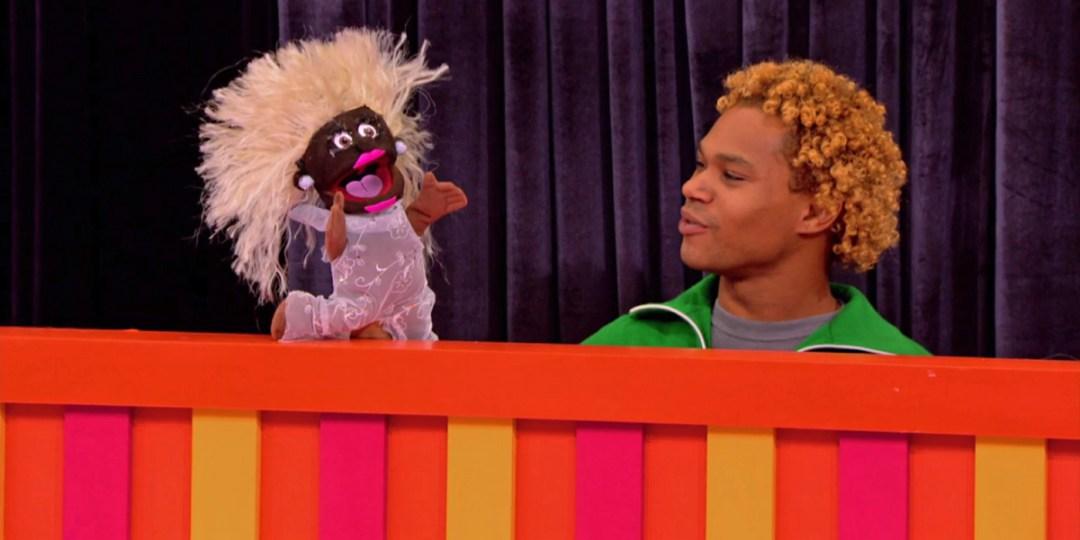 Chi Chi Puppet Bob