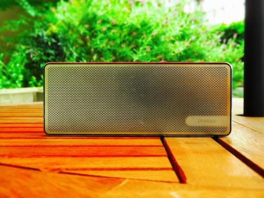 Bluetooth Sound-off. Photo by Jason Mueller.