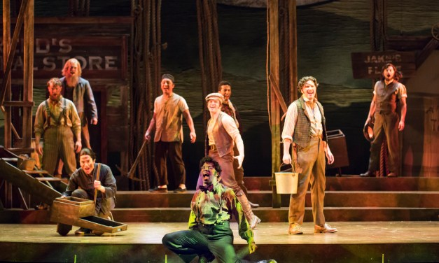 Critical Condition: Paint Your Wagon Rolls into the 5th Avenue Theatre