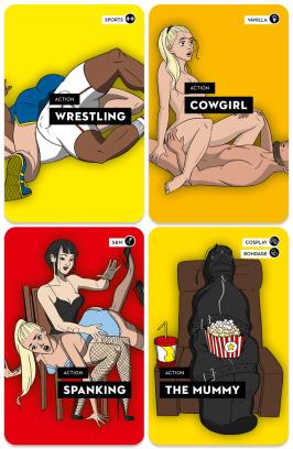 OrgasMe! Cards