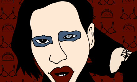 Watch This: Marilyn Manson and The Burrito Lingerie Show