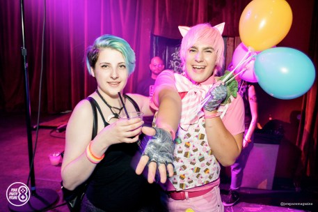 Pink Party Prime 8