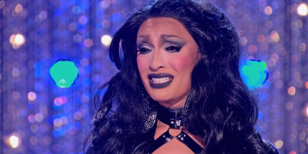 What did we say about crying on Drag Race?