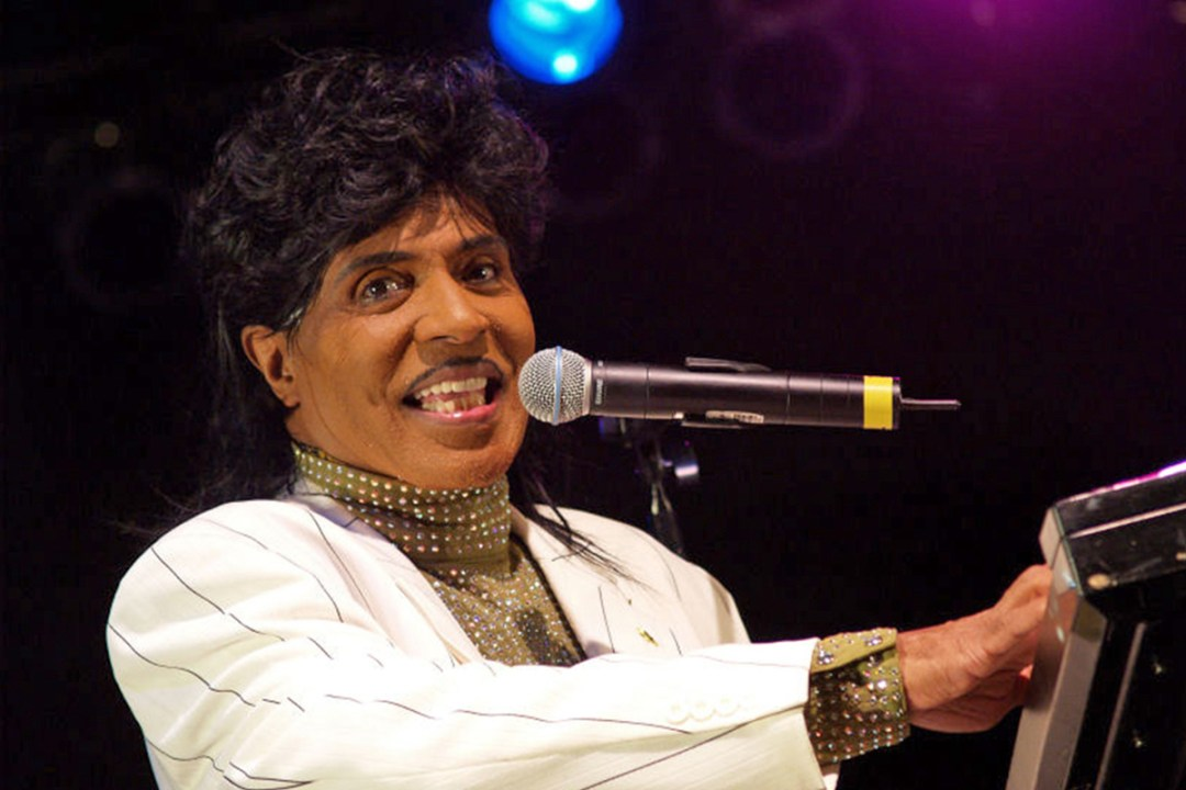 Little Richard in 2007.