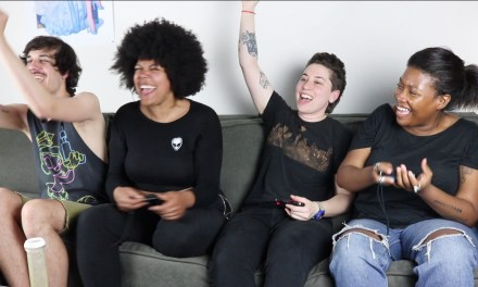 8-Hit Gaming: QTPOC Is Not A Rapper