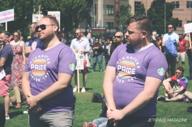 Seattle Pride March