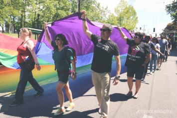 Seattle Pride March