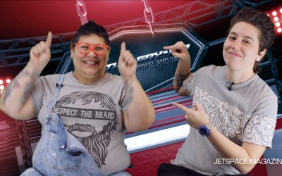 Wrestle-Gay-nia: Total Divas