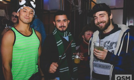Nightshots: Seattle Gaymers Halloween Party