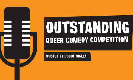 Outstanding: Queer Comic Competition Round 1