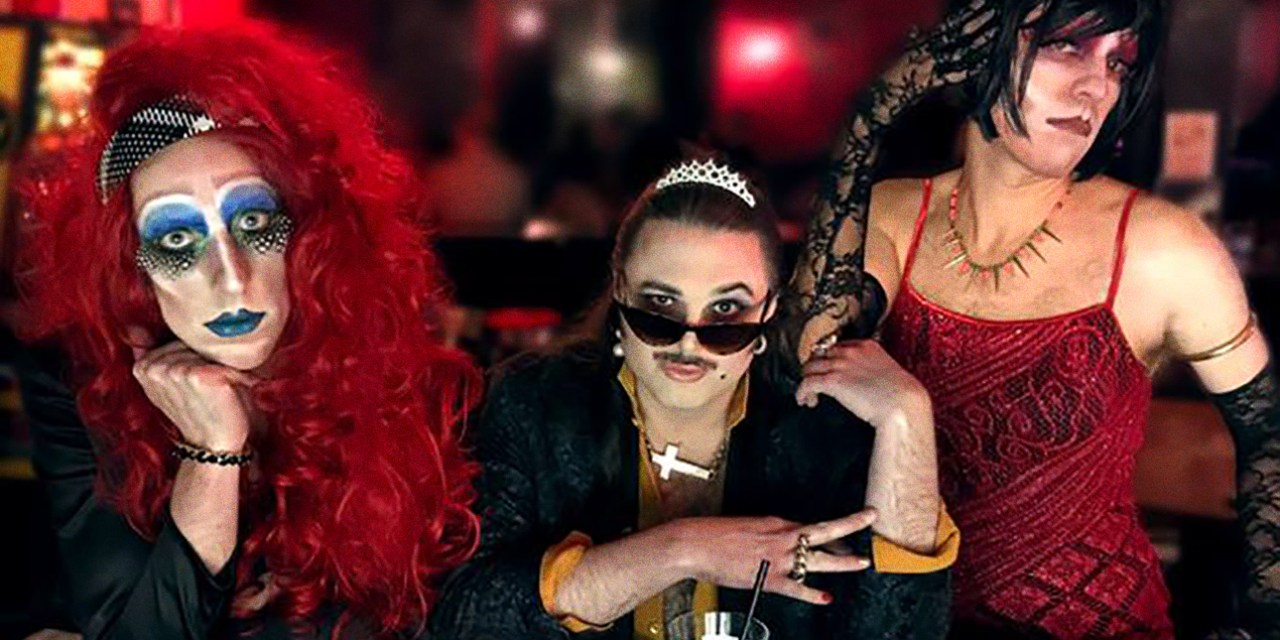 The Surreal Drag Collage of The Loungettes