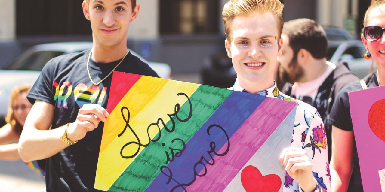 Young LGBTQ Americans are more politically engaged than the rest of Generation Z