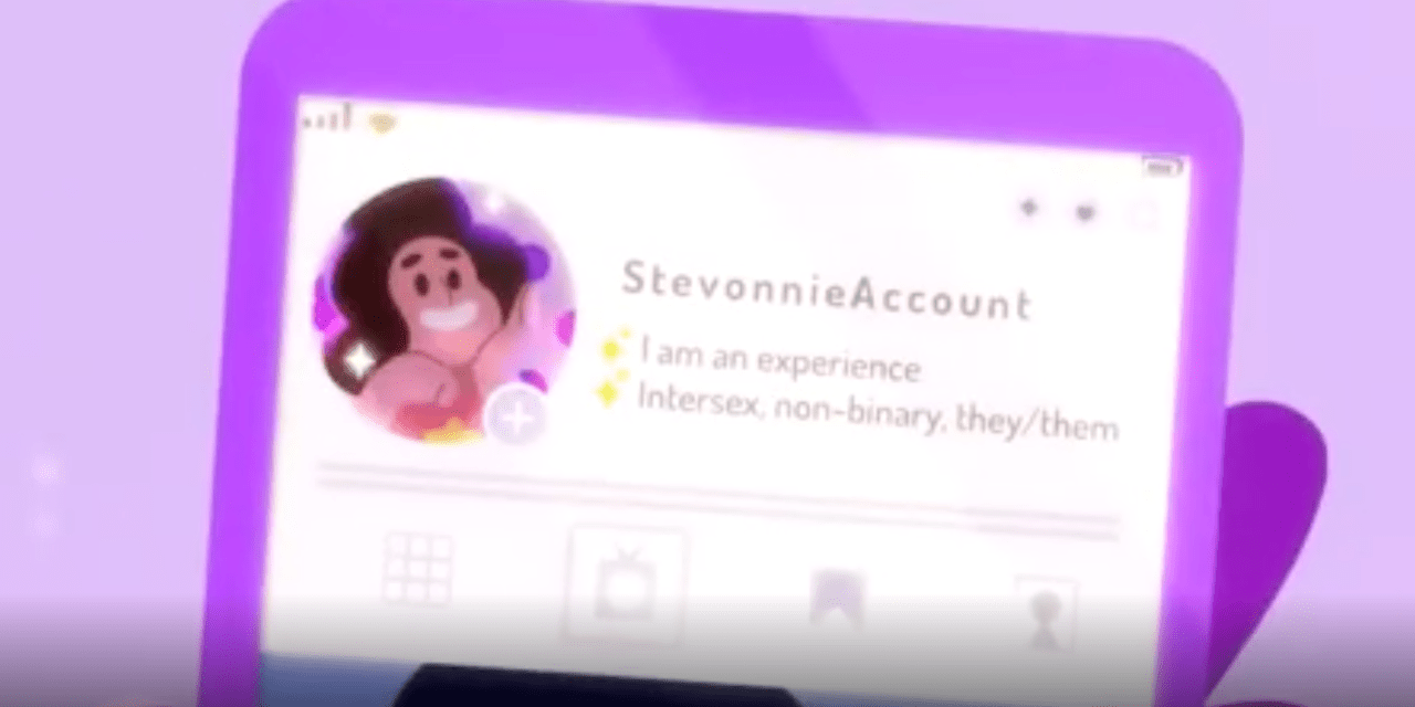 Steven Universe Confirms Non-binary Intersex Character